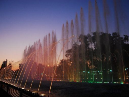 Parque Balmaceda