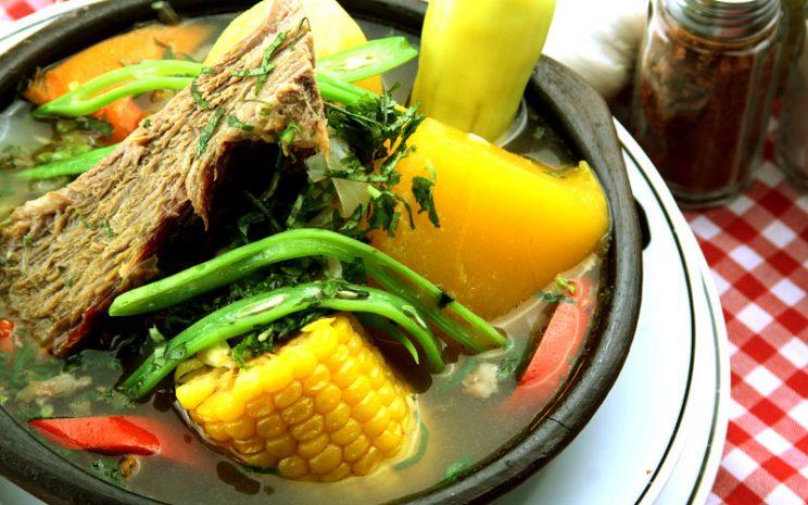 comida chilena cazuela