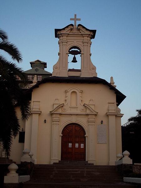 Iglesia Nuestra Señora de Las Mercedes Papudo